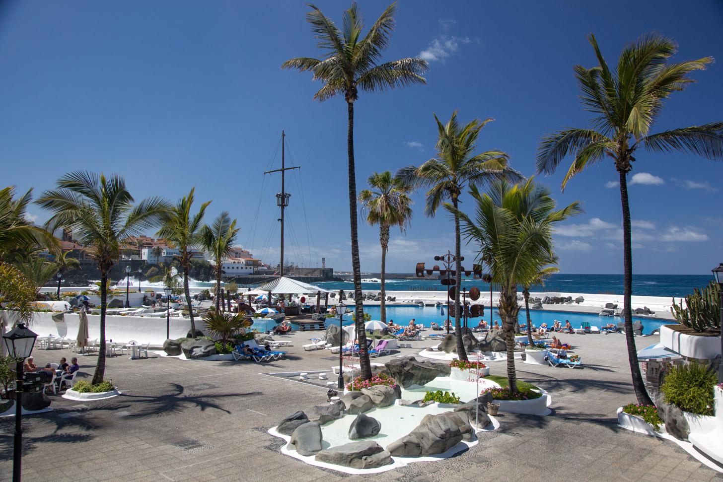 Heerlijk vakantie vieren op Tenerife