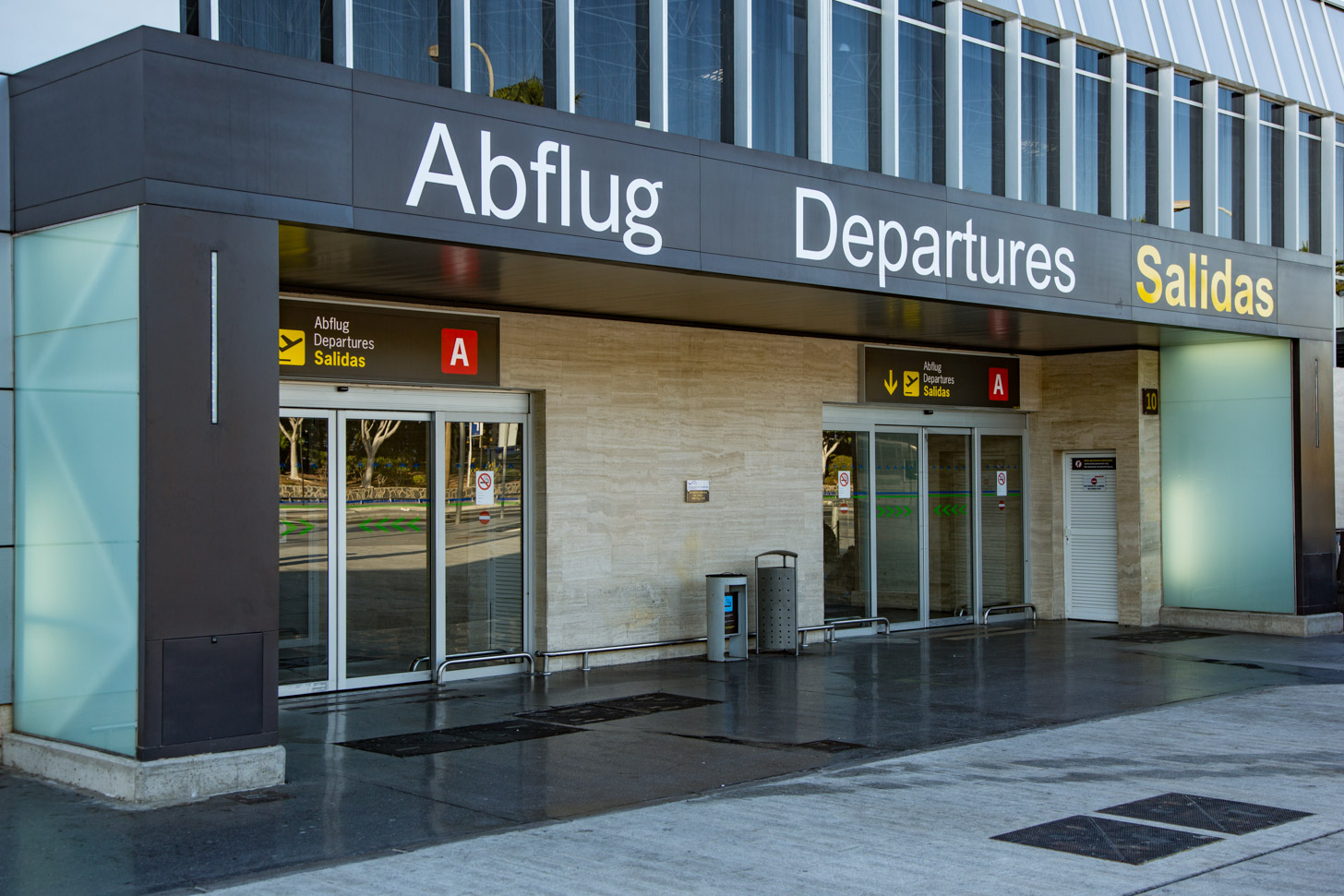 Vertrekken vanaf Tenerife South Airport Reina Sofia