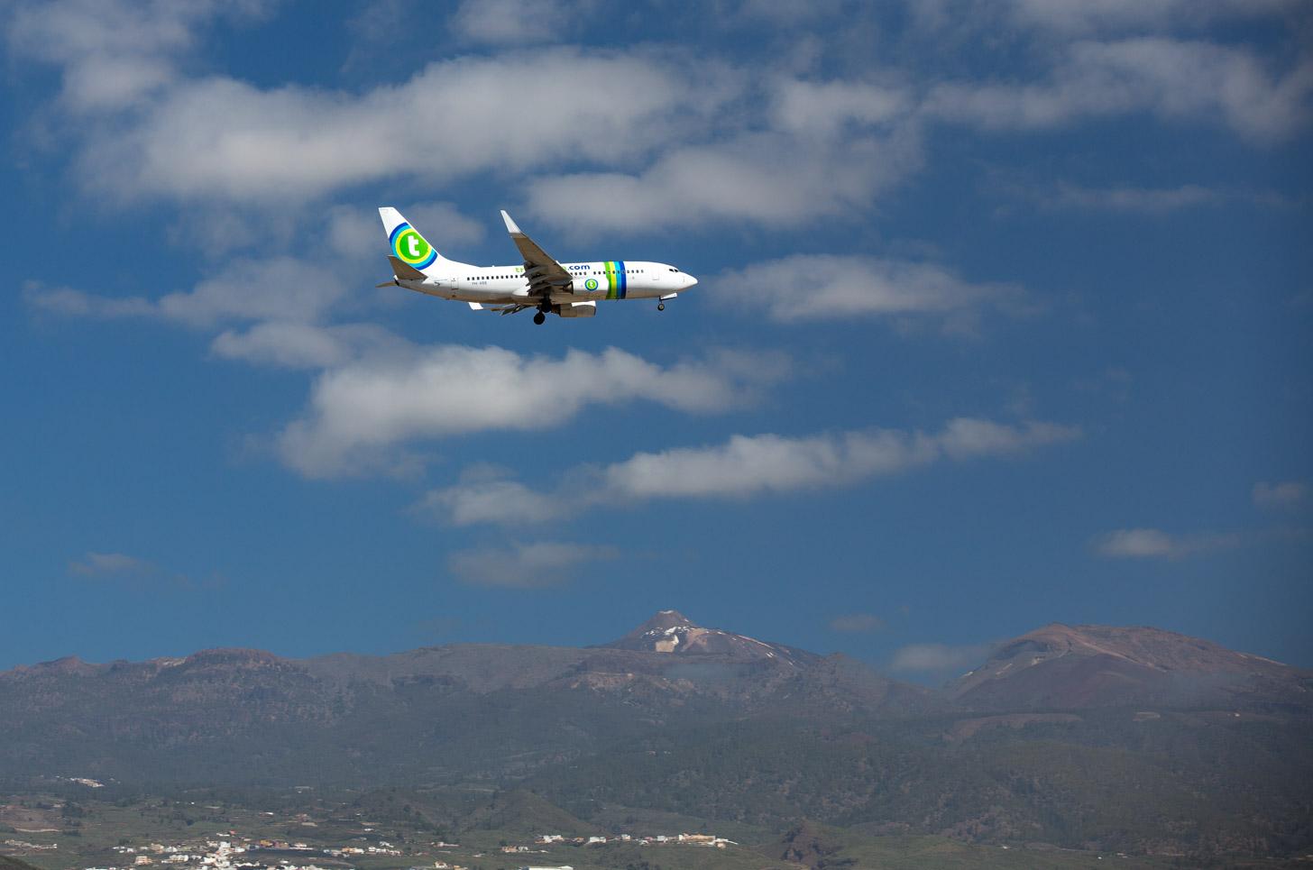 Met Transavia naar Tenerife vliegen