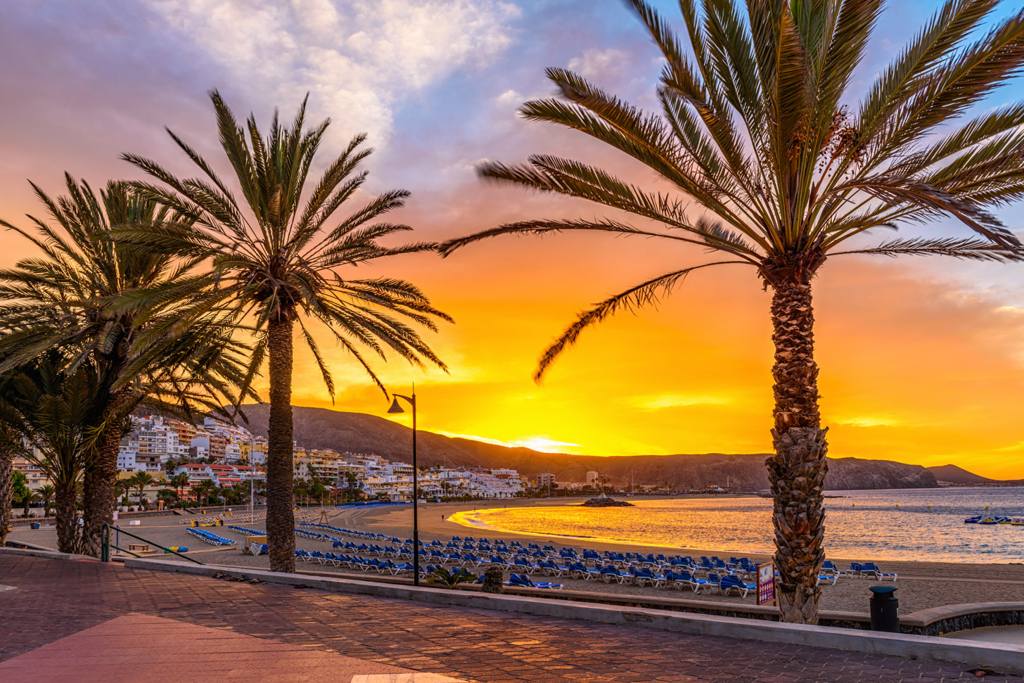 Heerlijk: de zon op Tenerife!
